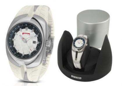 Pirelli, relojería y diamantes
