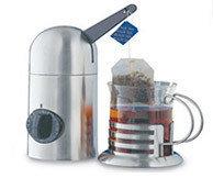 Cronómetro para bolsas de té