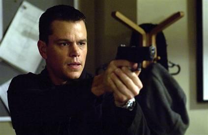 'El Ultimátum de Bourne', a mil por hora