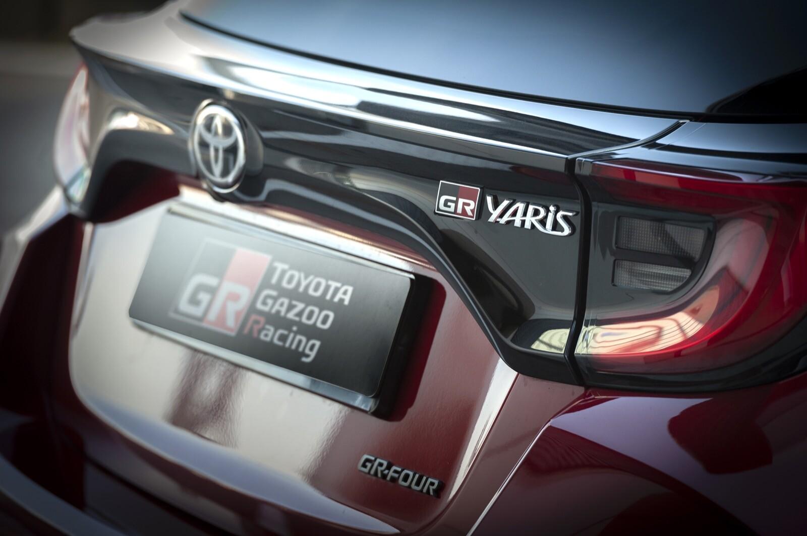 Foto de Toyota GR Yaris (Presentación)q (194/195)