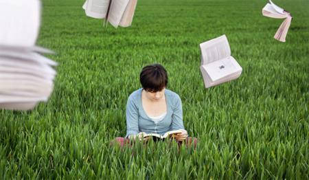 La lectura: un ejercicio para la mente, y para el cuerpo.