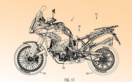 Ktm 1290 Super Adventure 2021 Patente