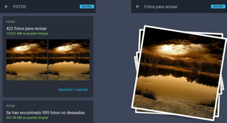 AVG Cleaner ahora te ayuda a borrar fotos borrosas, repetidas y de mala calidad