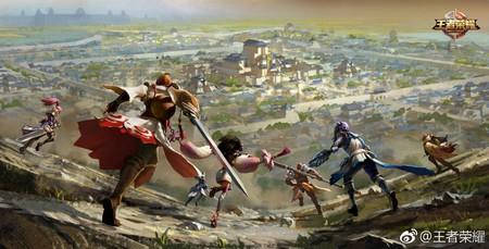 Arena of Valor también tendrá su propio Battle Royale, y no pinta nada mal