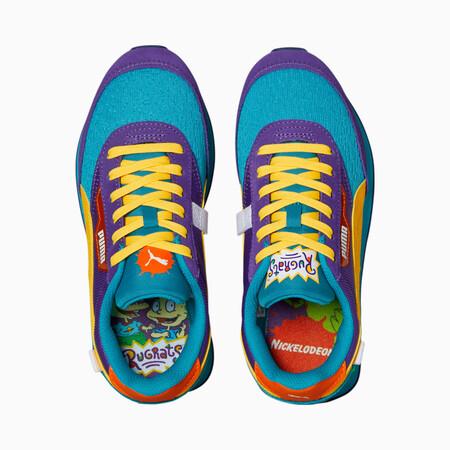 Puma X Rugrats Future Rider Sneakers Jr 1