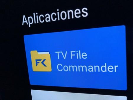 Tv File Commander