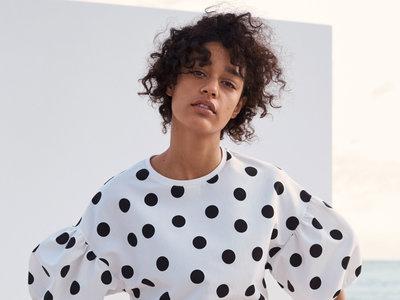 9 vestidos de Zara con los que arrasarás en la Feria de Abril sin vestirte de flamenca