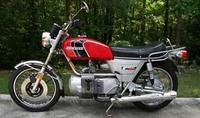 Hércules W2000 con motor rotativo