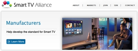 LG y TP Vision crean la Smart TV Alliance para estandarizar los sistemas Smart TV