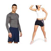 Ofertas en ropa deportiva Under Armour en Amazon: pantalones cortos, camisetas o polos por menos de 20 euros