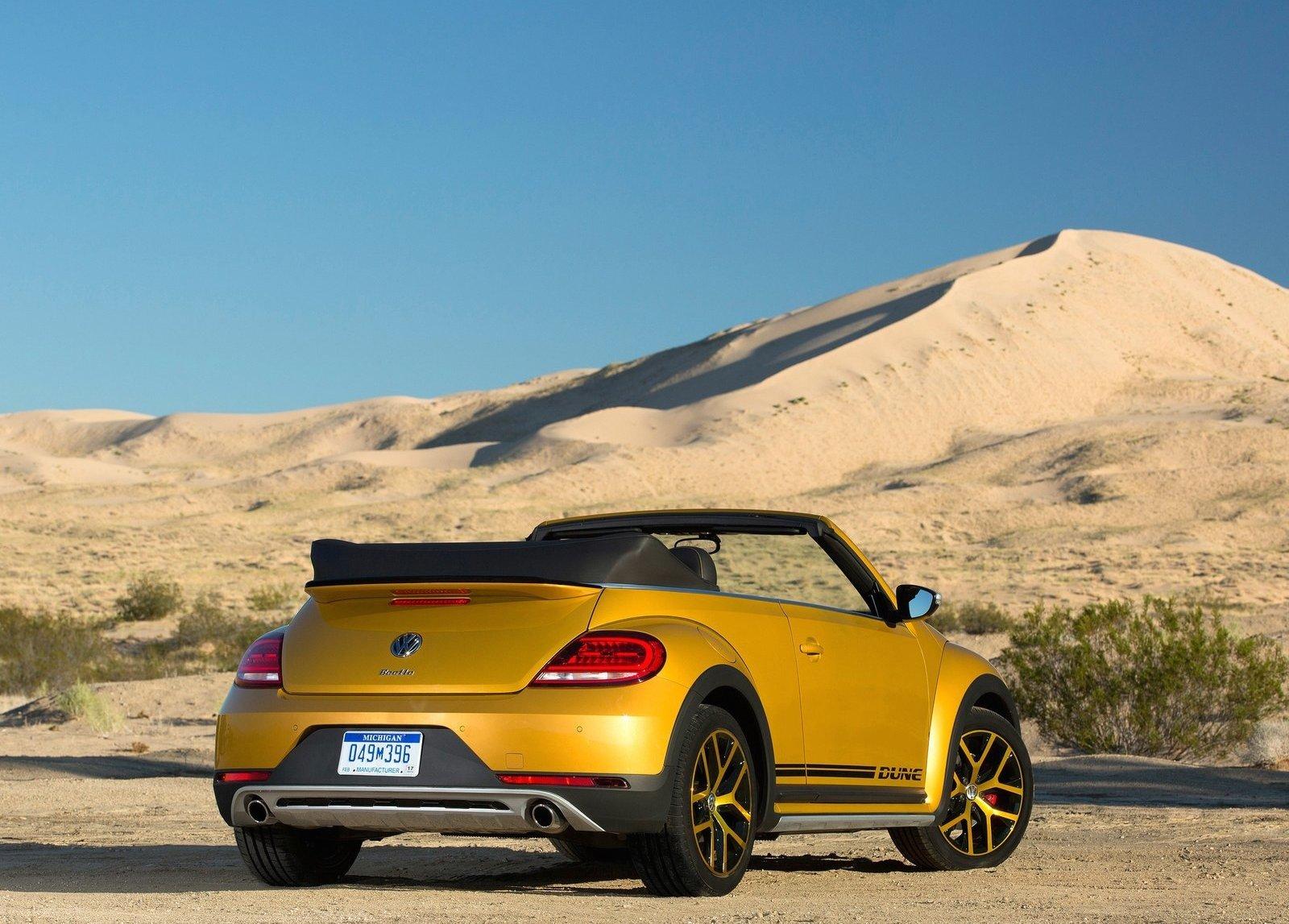 Foto de Volkswagen Beetle Dune (9/14)