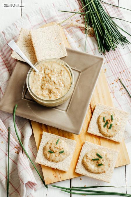 Cómo hacer una salsa cremosa de ajonjolí. Receta sencilla