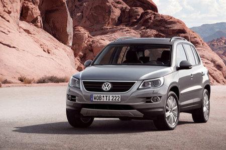 Volkswagen Tiguan Country, la versión más <em>off-road</em>