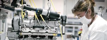 Volkswagen anuncia lanzamiento de nueva producción de motores en México: 1.5 TSI