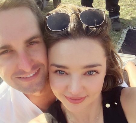De la boda en 2017 de Miranda Kerr al ¿zarpazo? de Diane Kruger a Joshua Jackson