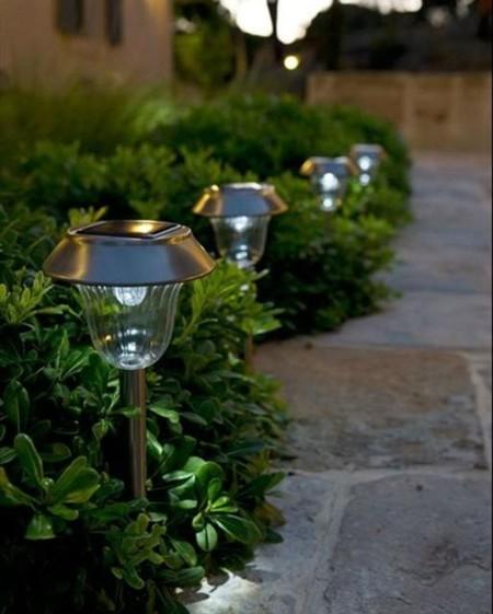 Iluminacion Jardin 1