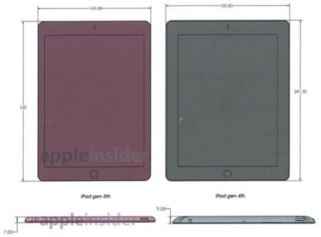iPads más grandes, más pequeños y de todos los colores, Rumorsfera