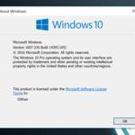 Ya está disponible la actualización acumulativa 14393.105 para el anillo Release Preview para PC