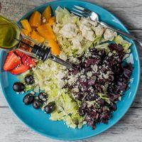 Seguir una dieta mediterránea podría estar asociado con un menor riesgo de padecer anorexia