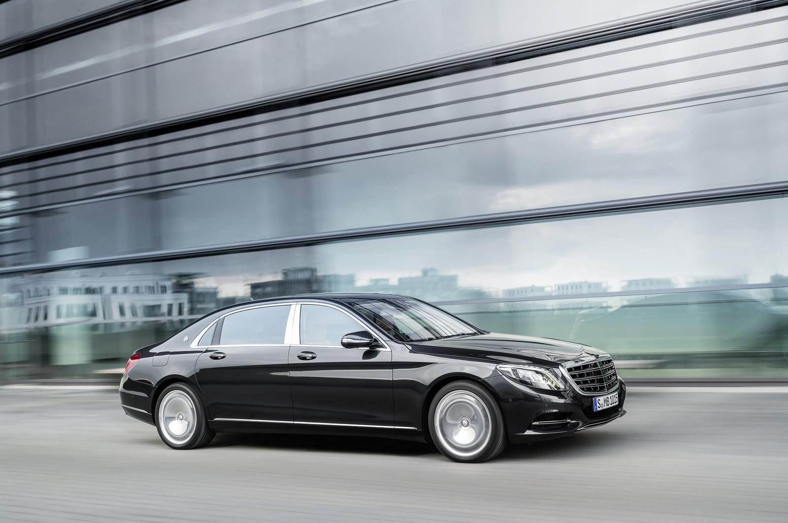 Foto de Mercedes-Benz Clase S Maybach (13/38)