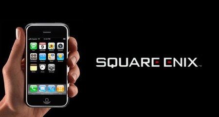 Square-Enix también se pasa al desarrollo de juegos para móviles