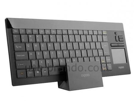 Rapoo 2900, otro teclado inalámbrico con touchpad integrado
