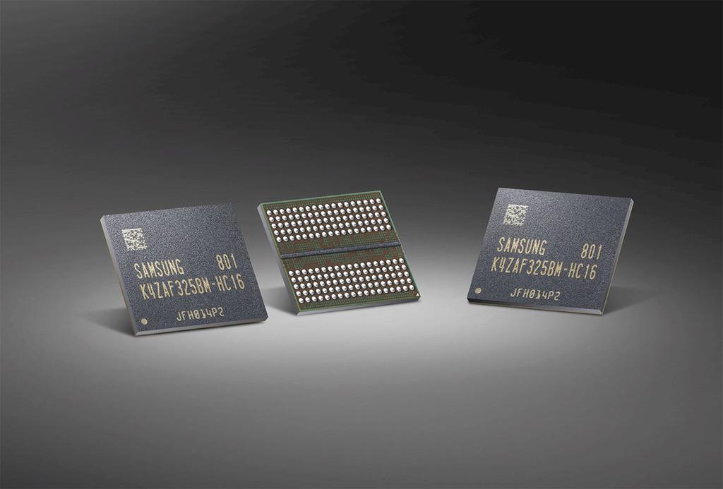 Samsung ya está fabricando los primeros chips GDDR6 de 16 Gb