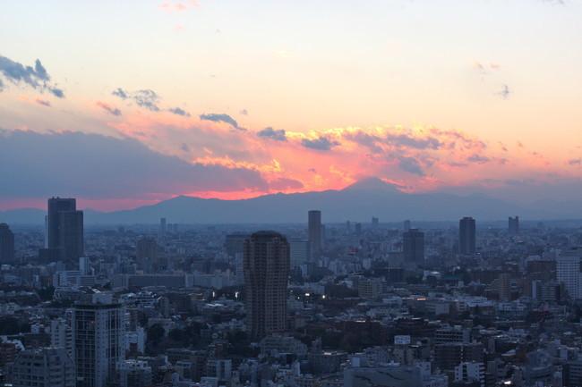 Tokio y el Monte Fuji (2012)