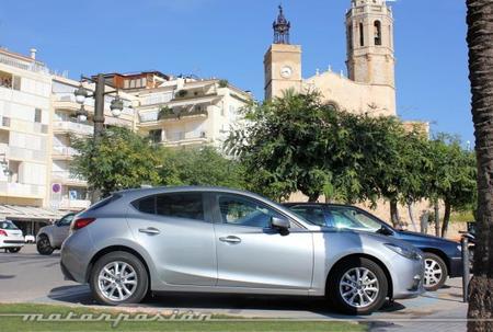 Mazda3, precios en España