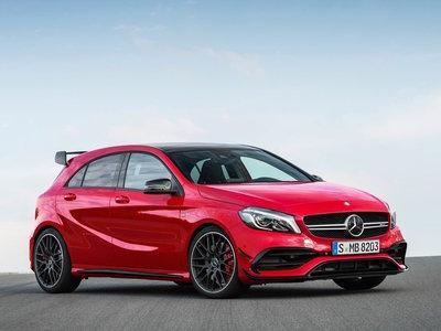 """Mercedes-Benz tendrá nuevo AMG """"accesibles"""" antes de los A45"""