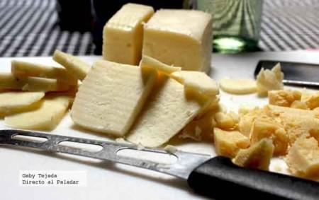 3 quesos mozzarella, parmesano y monterrey agtc