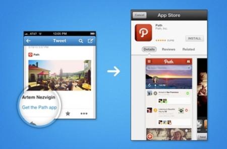 Las Twitter Cards ofrecerán información de apps y productos