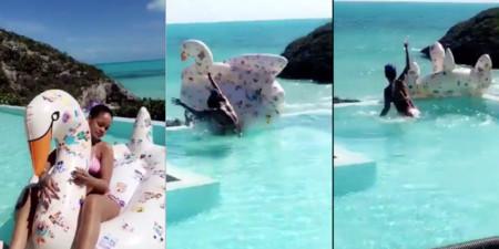 Landscape 1464898678 Rihanna Pool Float