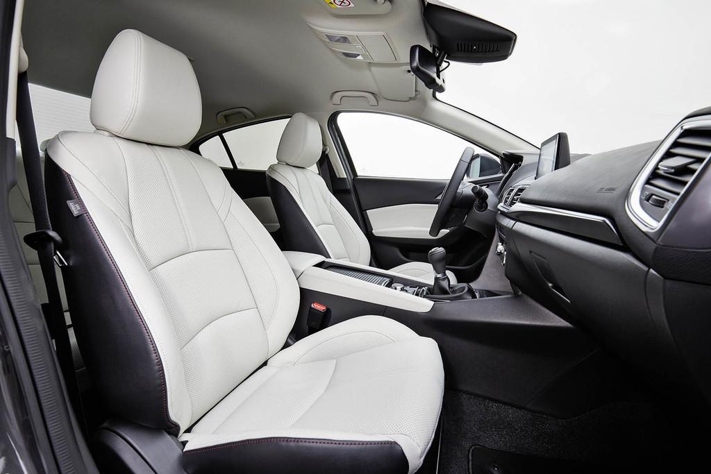A medida Eco-cuero Alicante Fundas De Asiento 2+1 VW Passat Facelift 2017-en