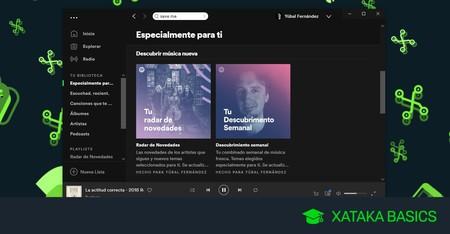 Spotify: 32 trucos (y algún extra) para aprovechar el servicio de música al máximo