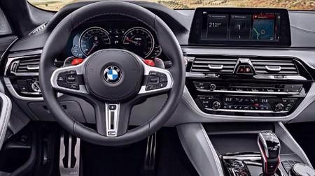 BMW M5 2018 imágenes filtradas