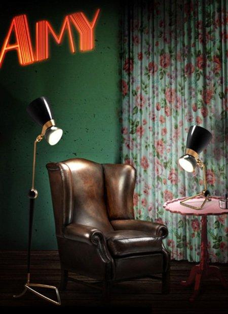 Lámparas Amy Winehouse