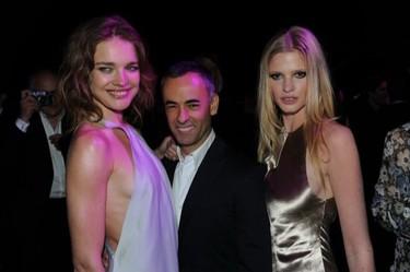 La fiesta de Calvin Klein en el Festival de Cannes 2011: entre modelos y gente guapa