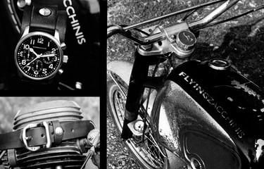 Flying Zacchinis relojes, tres modelos inspirados en el mundo del motor