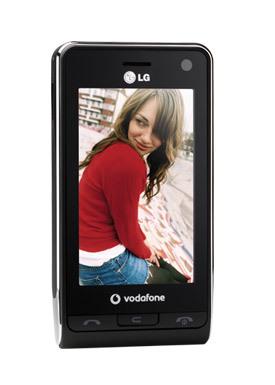 LG KU990 con Vodafone
