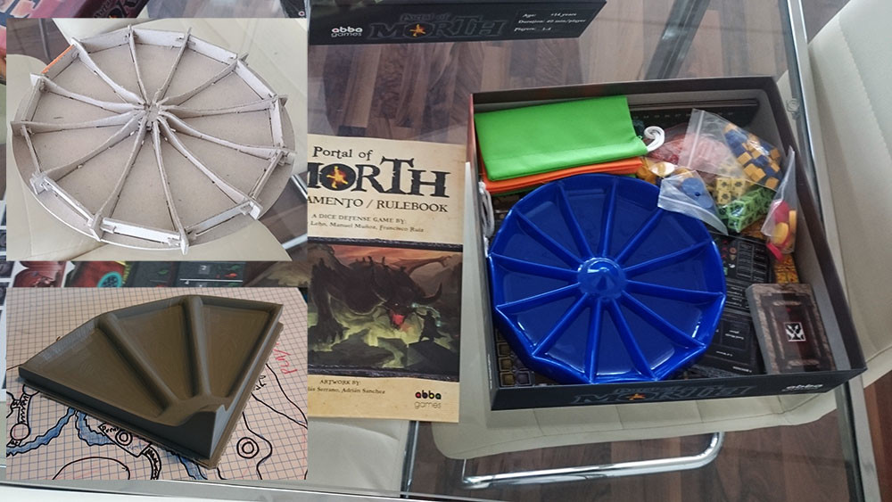 Prototipos Ruleta Morth