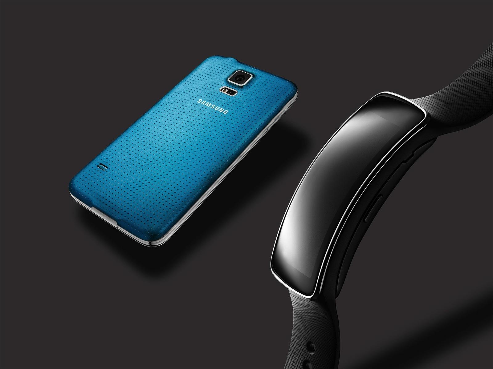 Foto de Samsung Gear Fit (8/23)