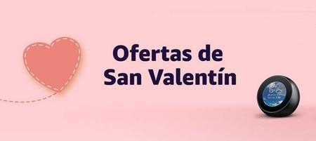 Amazon celebra San Valentín con una promoción en dispositivos compatibles con Alexa: estas son las 16 mejores ofertas