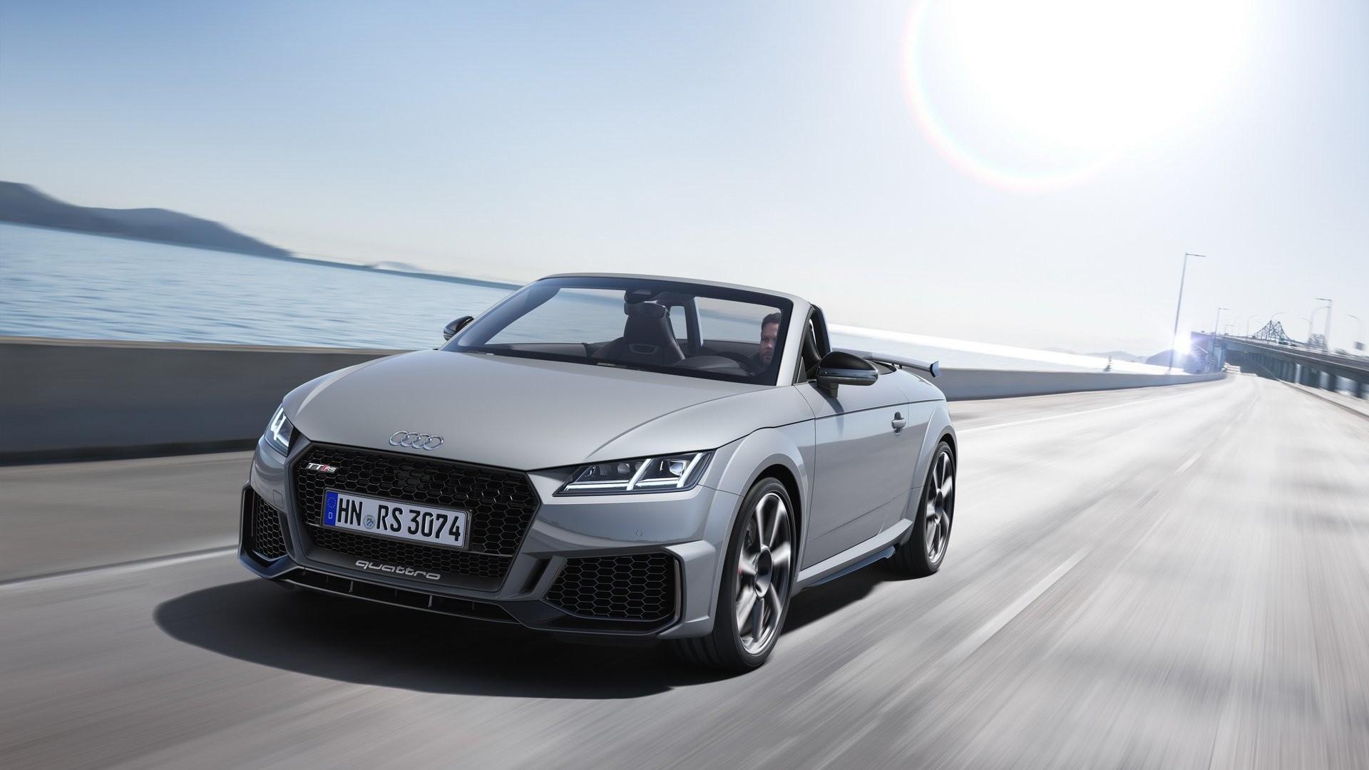 Foto de Audi TT RS 2020 (40/53)