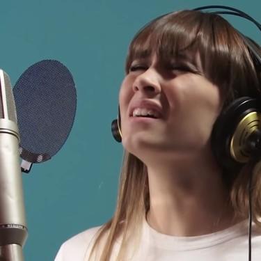Aitana, Nikki García y Becky G encargadas de cantar las distintas versiones de 'Un mundo ideal' en castellano