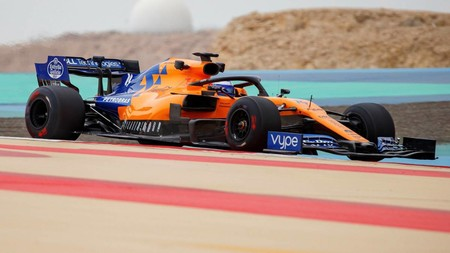 Fernando Alonso Mclaren 2019