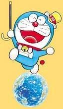 Película de Doraemon para niños ciegos