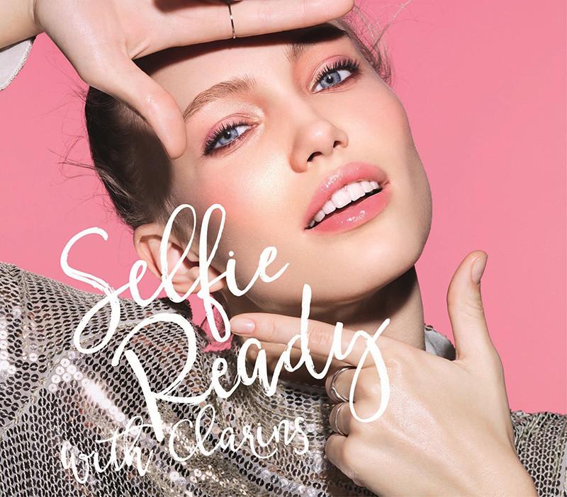 El efecto no-makeup viene pisando fuerte con la nueva colección de Clarins