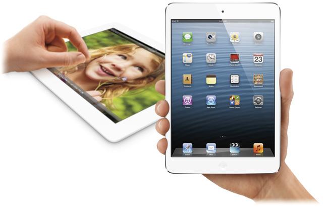 iPad y iPad mini