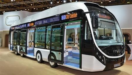 Iveco Ellisup, autobús eléctrico de carga rápida